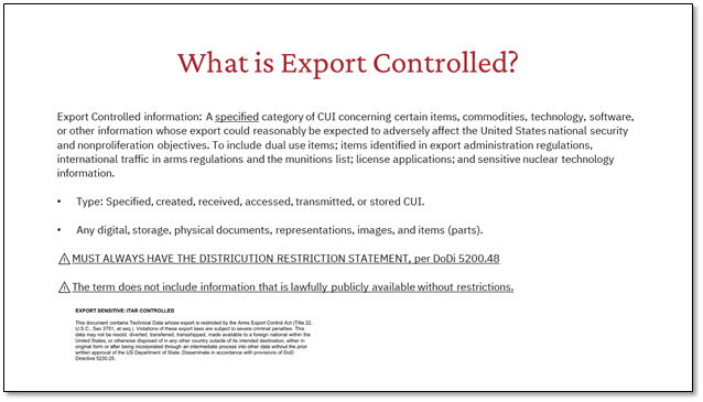 What-Is-Export-Controlled